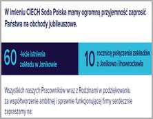 60 lat Zakładu w Janikowie