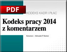 Kodeks pracy 2014 z komentarzem