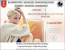 Anna Wyszkoni - Koncert Kolęd