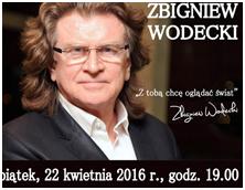 Zbigniew Wodecki w Inowrocławiu